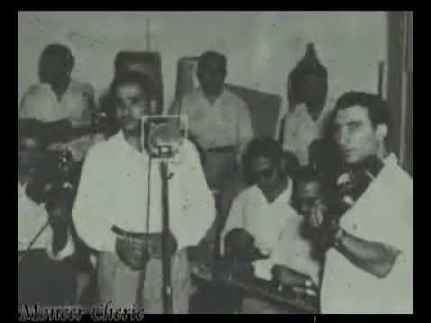 Oshana Youel Mirza and Jamil Bashir 1950s Assyrian Song جميل بشير