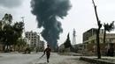 """Доклад """"Десять страшных лет. Нарушения прав человека и гуманитарного права во время войны в Сирии"""""""