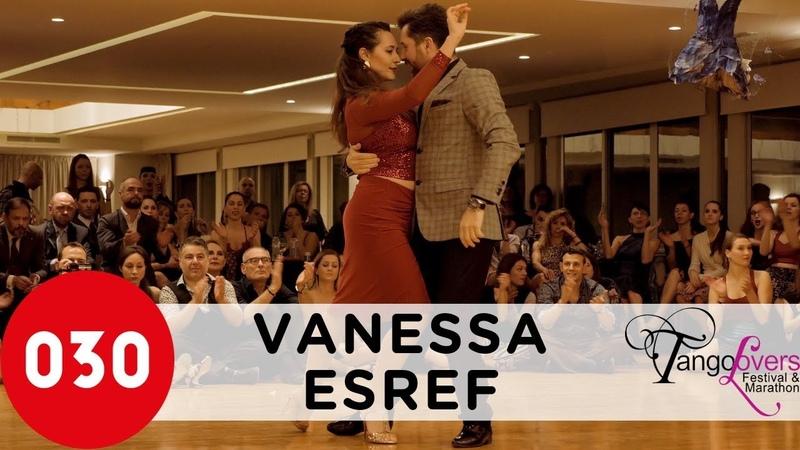 Vanessa Gauch and Esref Tekinalp – El simpático