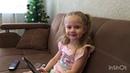 Новогоднее поздравление Президента Веселяндии Юлии Борздой. Самая красивая девочка России
