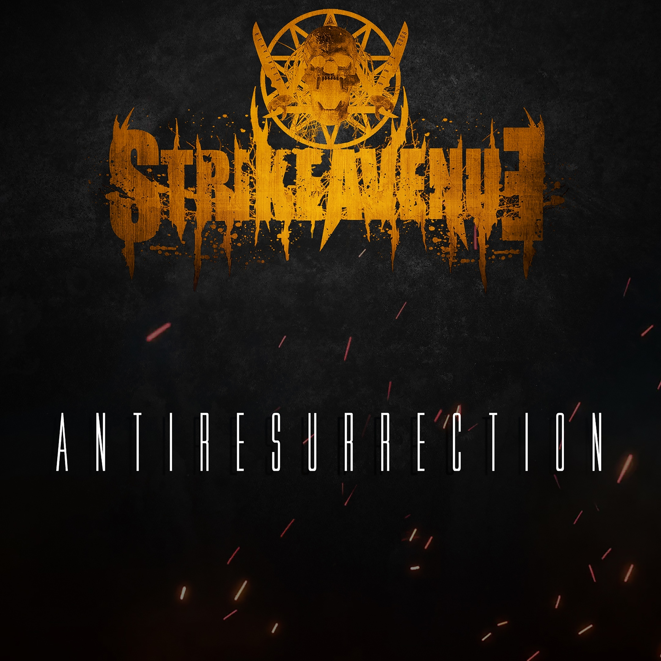 Strike Avenue - Antiresurrection [single] (2020)