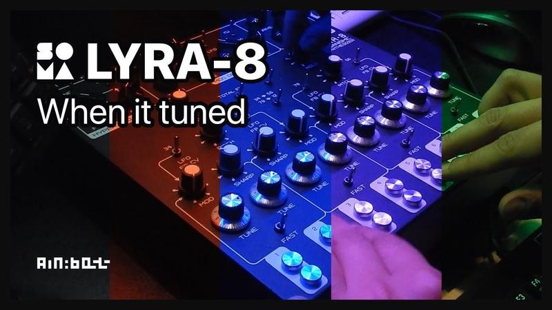 Lyra 8 When It Tuned 7