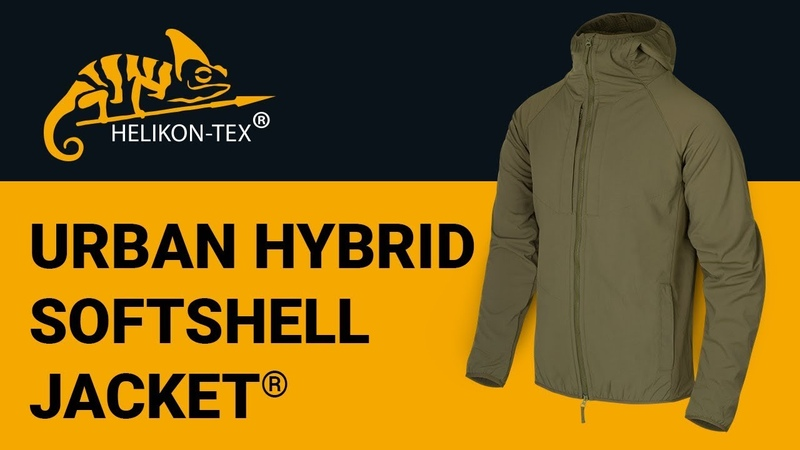 Helikon Tex Urban Hybrid Softshell Jacket®