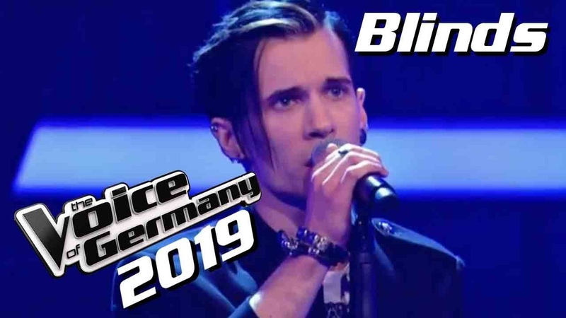 HIM Join Me Dominik Wrobel The Voice of Germany 2019 Blinds