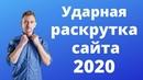 Раскрутка сайта в Яндексе, seo продвижение в поисковых системах, оптимизация 2020
