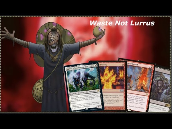 [Modern MTG] Lurrus Waste Not