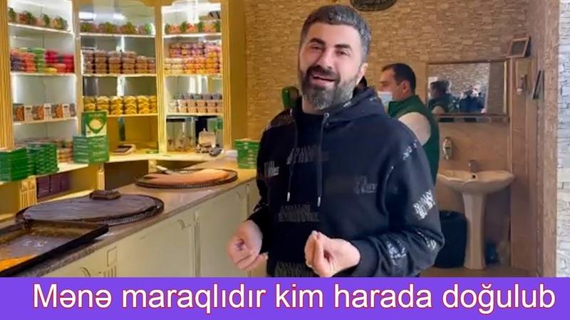 Mənə maraqlıdır kim harada doğulub!Mən Şuşa , Günay Lökbatan, Dilavər və Davud Bakı.Bəs siz