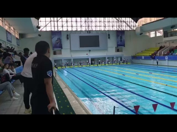 Race Video From Uzbekistan Open Where Athlete Alleges Timing Manipulation 100Fly Finals