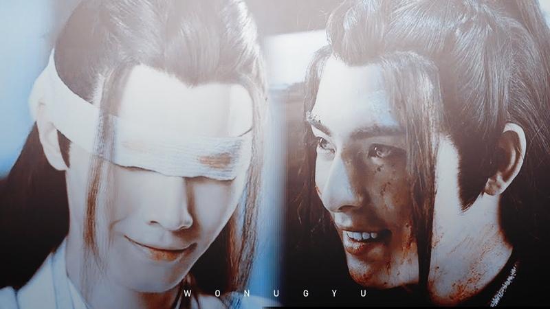 Xue yang xiao xingchen (the untamed MV) | hold on