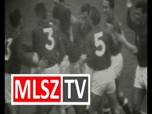 Magyarország Brazília 3 1 1966 07 15 MLSZ TV Archív
