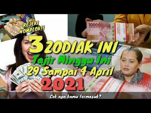 Zodiak Beruntung! Minggu ini 29 Maret Sampai 4 April 2021, Kamu Termasuk