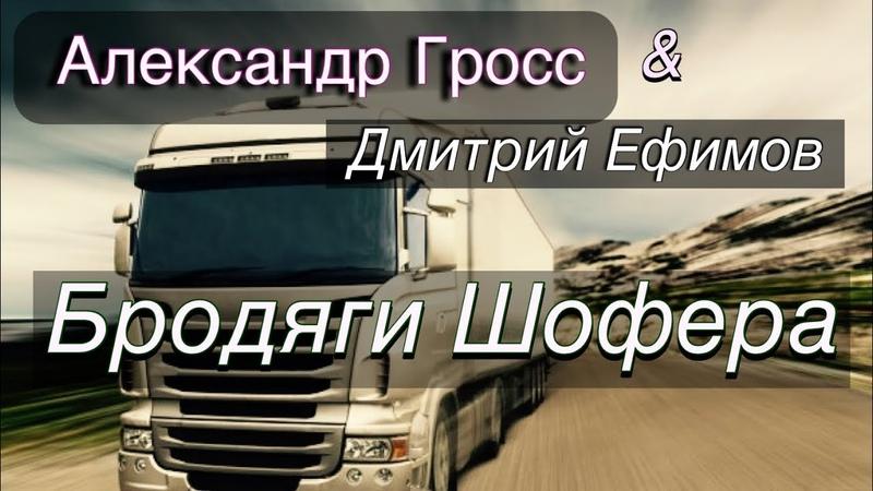 Александр Гросс и Дмитрий Ефимов-Бродяги Шофера - YouTube