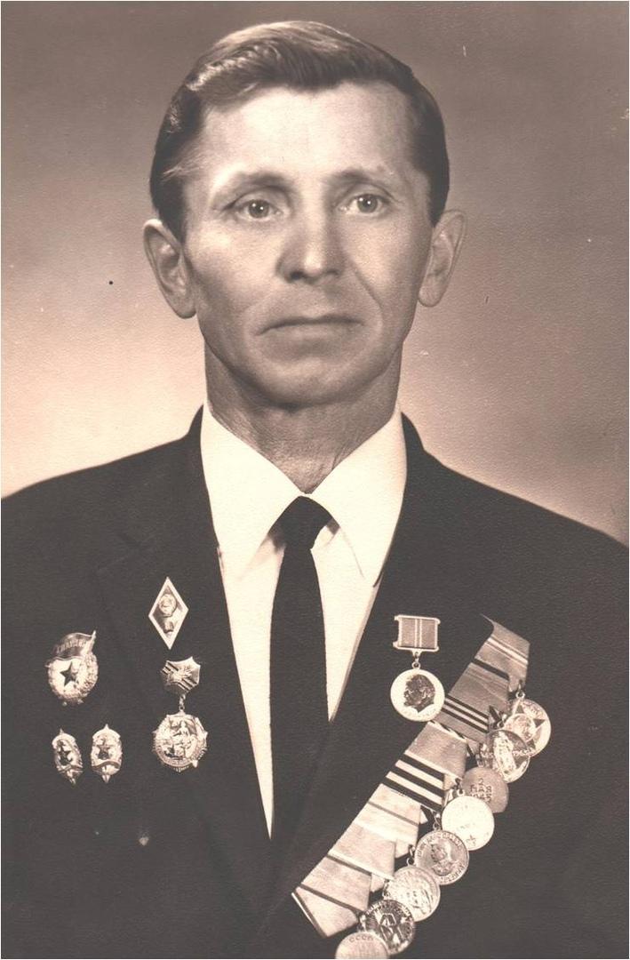 Морозов Дмитрий Степанович