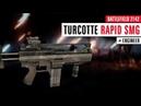 Пистолет-пулемёт Рапид Turcotte Rapid SMG ➤ Гайд по оружию ➤ Battlefield 2142