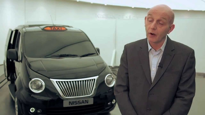 Nissan e-NV200EРA3-ElectricTaxiNissan launch a new taxi for London