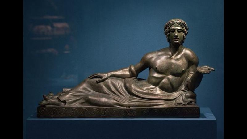 3 Империя наносит ответный удар BBC Сокровища Древнего Рима 2012