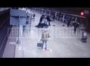 Московская полиция разняла жестокую драку в метро