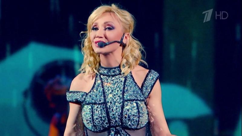 Поздравления с днем рождения принимает актриса и певица Кристина Орбакайте