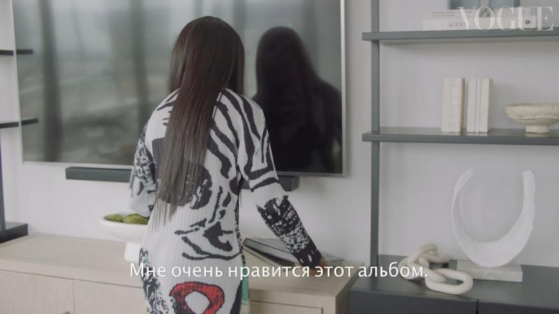 В гостях у актрисы Райан Дестини Vogue Россия