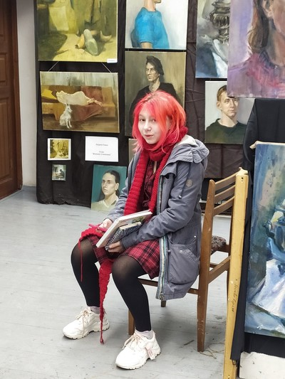 Leonova Karina