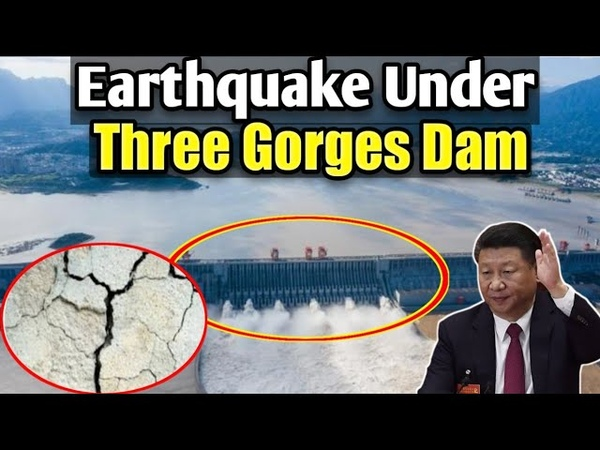 Earthquake Activates fears of landslides on Three Gorges Dam Earthquake Today