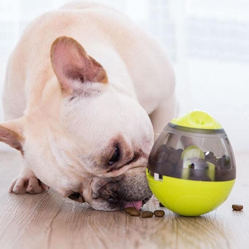 Интерактивная игрушка для собак и кошек которая дозировано выдает корм Игрушка разработана специально для тех питомцев к