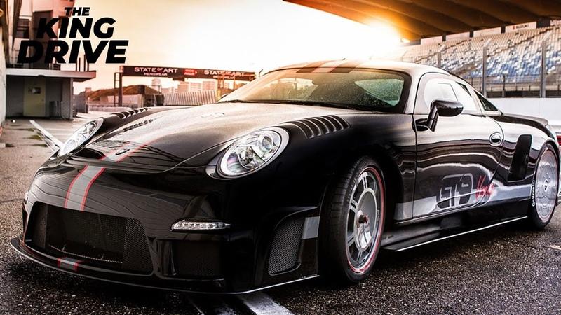 9ff GT9 Vmax - Porsche, который унизил Bugatti