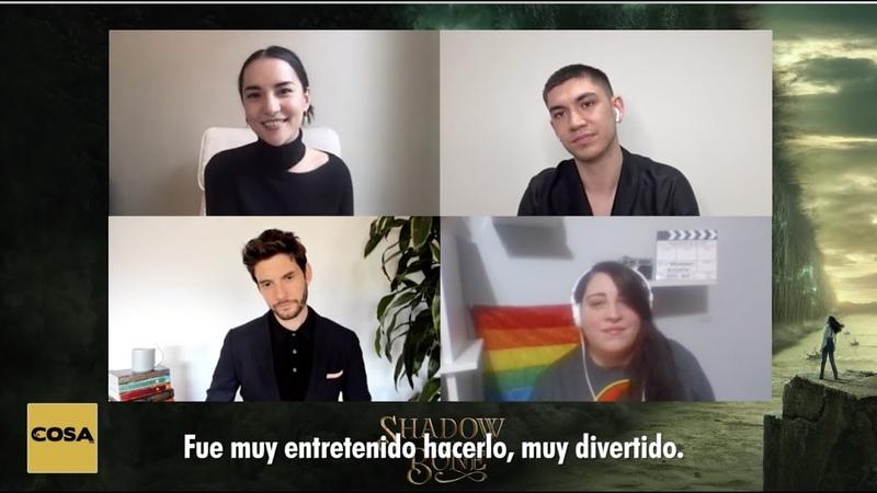 Sombra Y Hueso Hablamos con Jessie Mei Li, Archie Renaux y Ben Barnes
