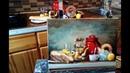 30 Игры с красками на кухне! Нарисовать натюрморт с чайником маслом