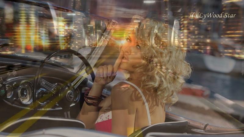 Блондинка за рулем Ирина Анненко музыка для души