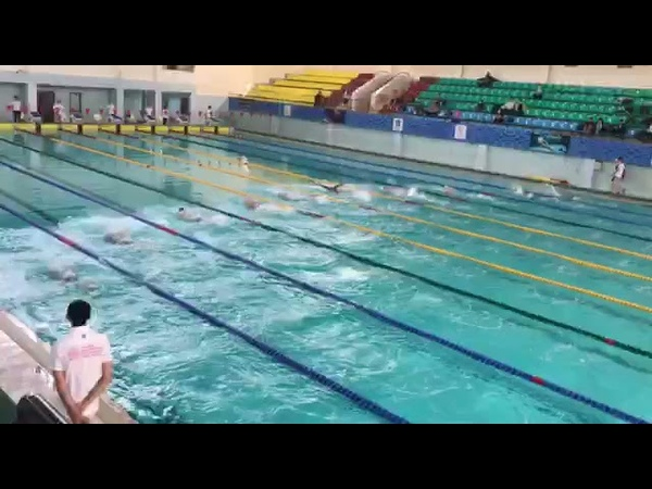 Race Video From Uzbekistan Open Where Athlete Alleges Timing Manipulation 100Fly Prelims