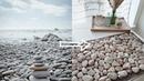 Как сделать массажный коврик из камней для дома DIY коврик