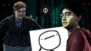 Гарри Поттер и Дары Смерти Обзор игры 2 часть