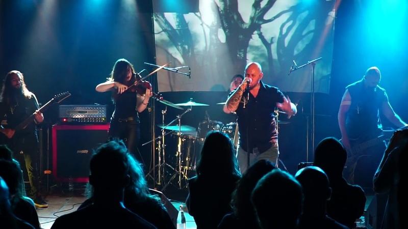 Clouds - Dor (Live Premiere , New Song) Live @ From Dusk Till Doom 4