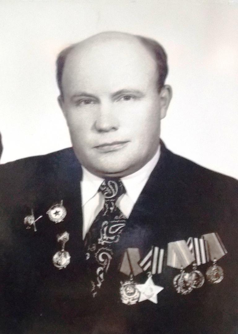 Гордиенко Даниил Николаевич