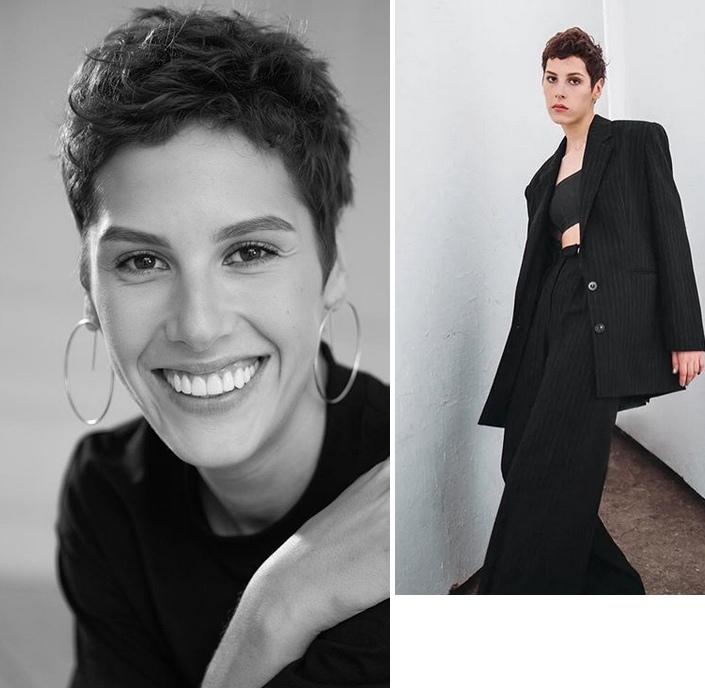 Актрисы, которым очень идёт короткая стрижка, изображение №3