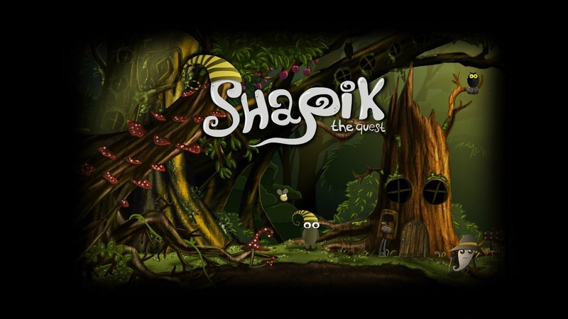 Shapik the quest Trailer