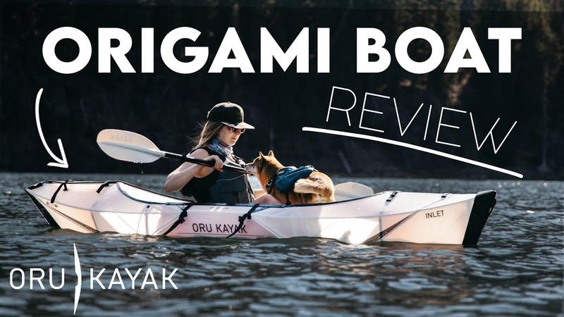 Oru Kayak INLET Folding Boat Review
