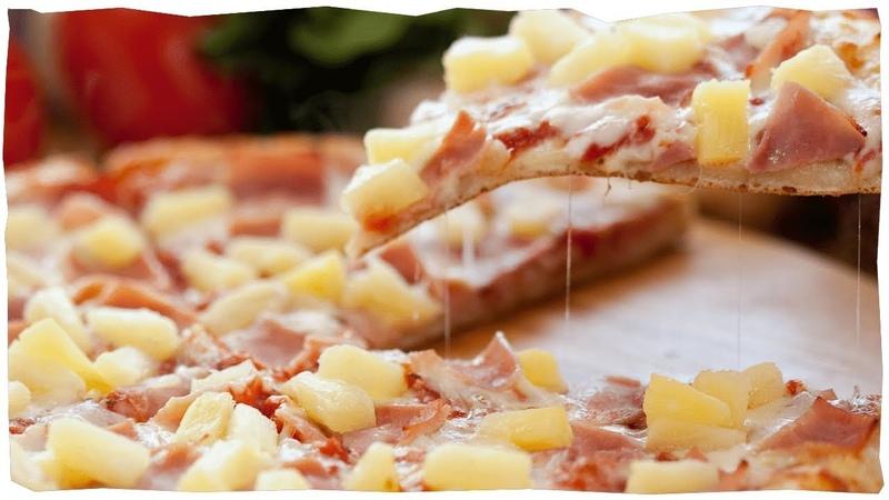Zelf makkelijk een pizza maken Cooking at Home S2E4
