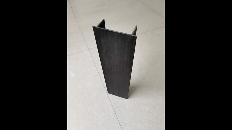 Basalt fiber reinforced composite plastic