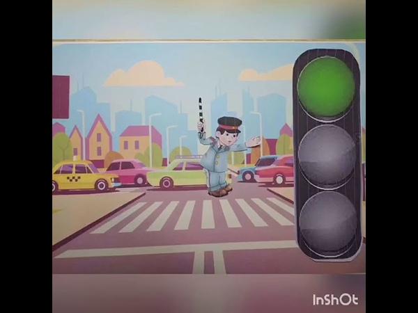 Кирилл Захаров создал мультфильм, призывающий соблюдать правила дорожного движения