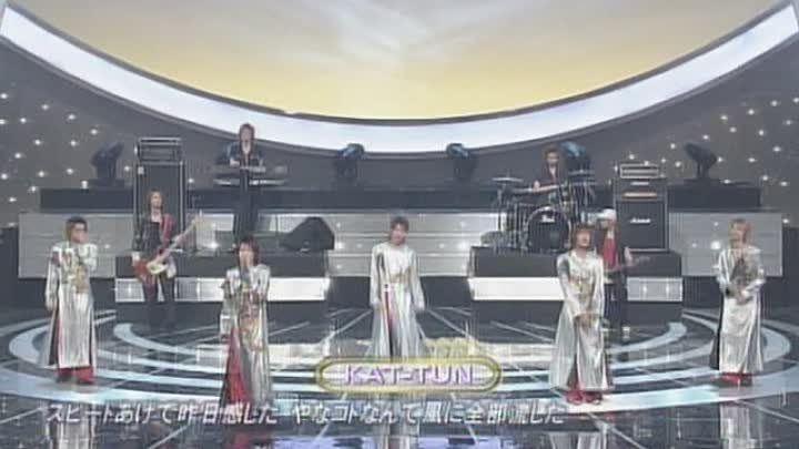 [2004.06.13] KAT-TUN - Happy Medley (Shounen Club)