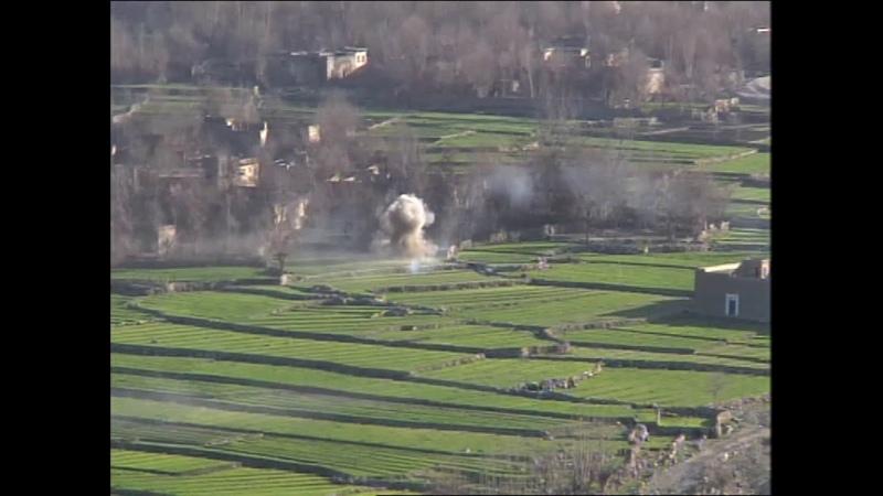 Французы нагибают террористов из противотанкового комплекса Милан