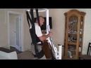 Ходунки для взрослых инвалидов и пожилых людей с электроприводом MINIK