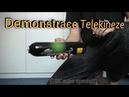 Telekineze Demonstrace